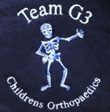 G3 CHILDRENS ORTHOPAEDICS